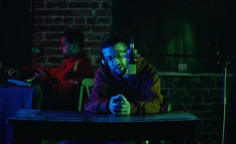 "O Bloody Hawk μαγειρεύει beats & bars στο ""Al Dente"" (Video)"