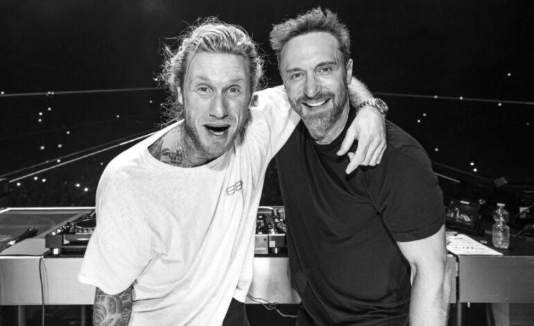 Titanium (ft. Sia) – David Guetta & Morten Future Rave Remix