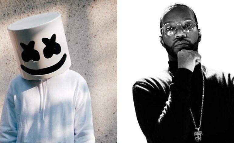 Marshmello & Eptic feat. Juicy J – Hitta
