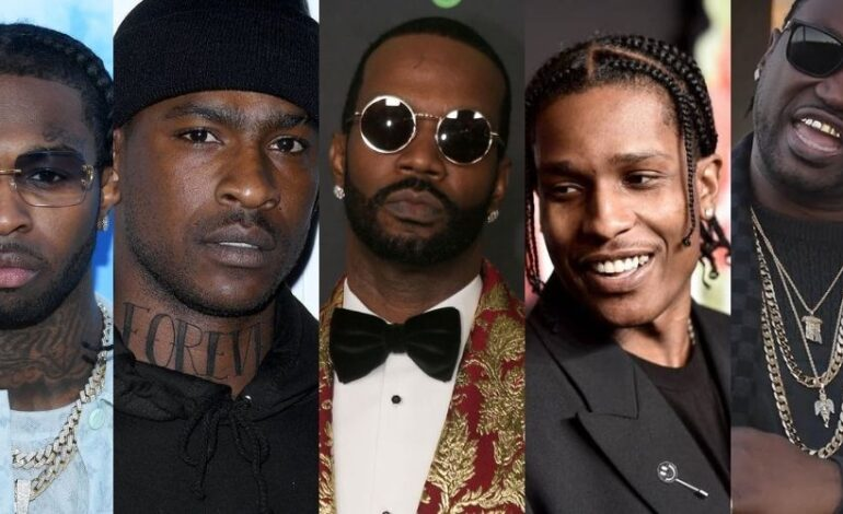 Skepta feat. Pop Smoke, A$AP Rocky, Juicy J & Project Pat – Lane Switcha