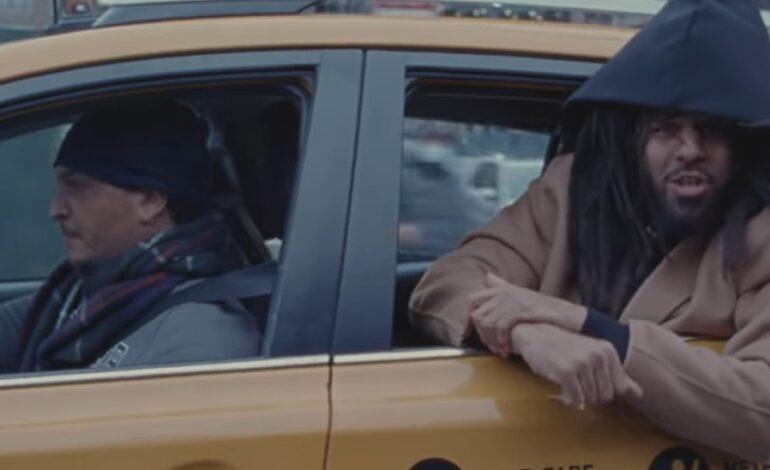 J. Cole – punchin' the clock (Video)