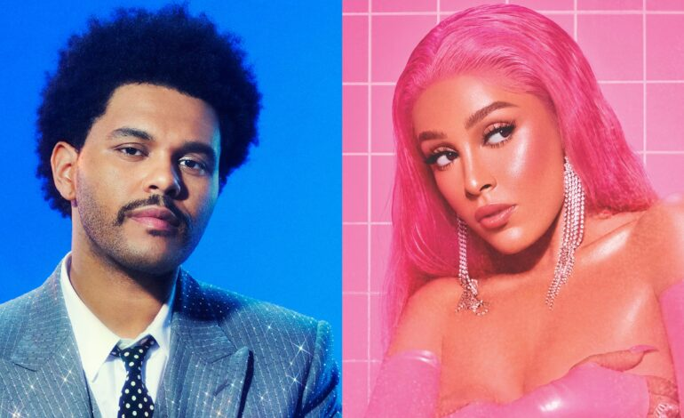 Doja Cat feat. The Weeknd – You Right (Video)