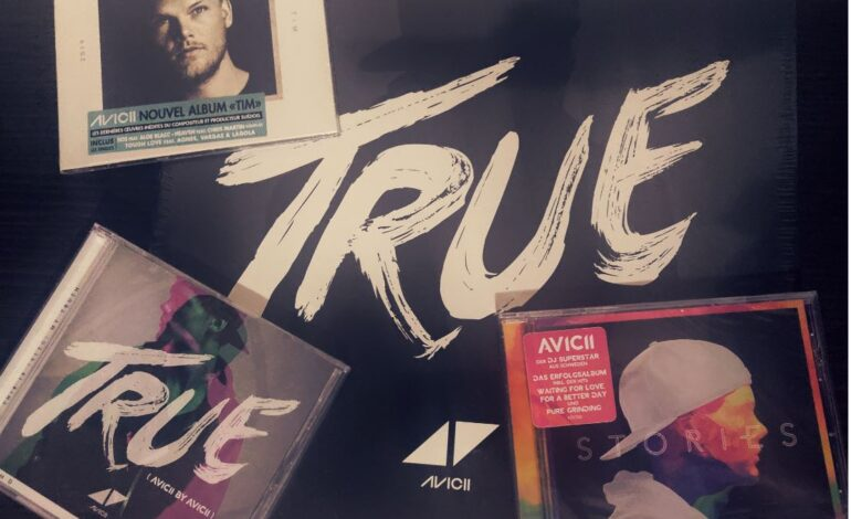 "Avicii Unboxing: Αγαπημένα albums και το βινύλιο του ""True"""