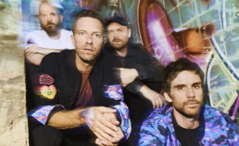 "Aπολαύστε το νέο κομμάτι των Coldplay με τίτλο ""Coloratura"""