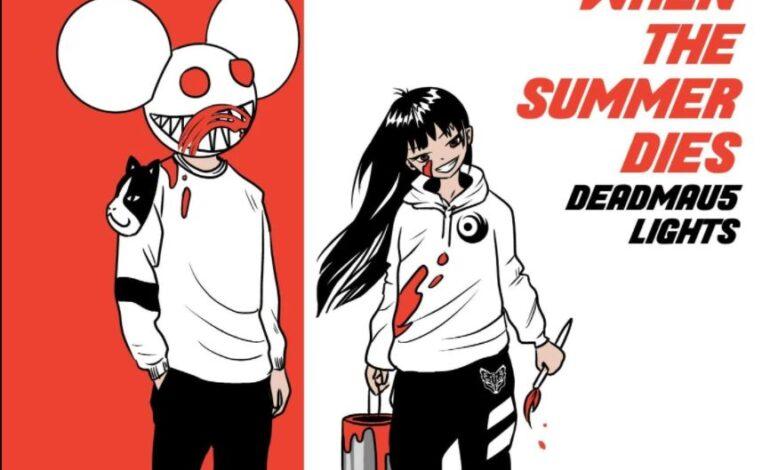 "Deadmau5 και Lights συνεργάζονται στο ""When the Summer Dies:"