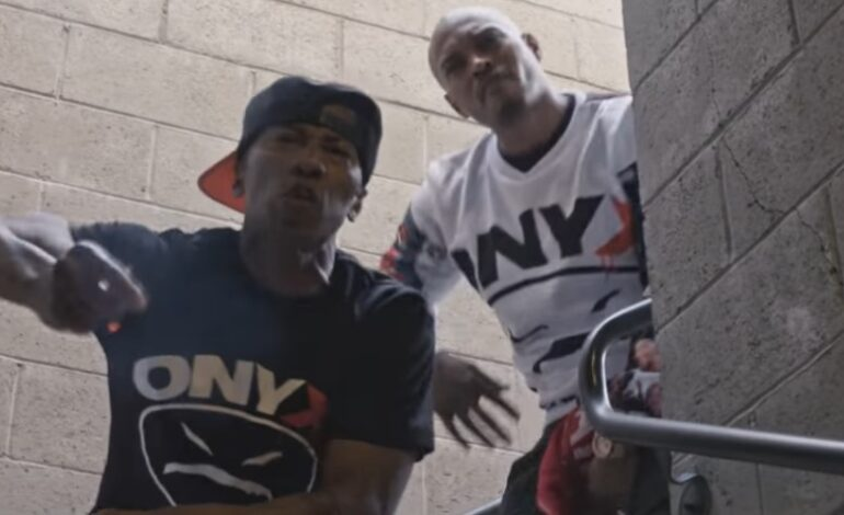 Ironvytas feat. Onyx – Hip Hop Connecting People (Video)
