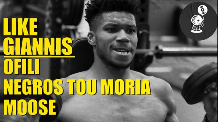 Ofili, Negros Tou Moria & Moose – Like Giannis