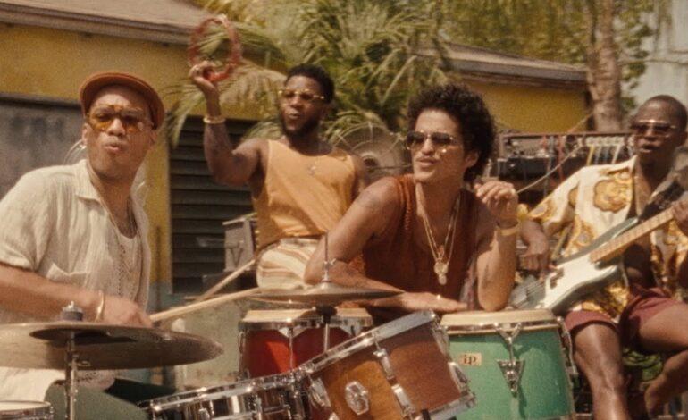 Bruno Mars & Anderson .Paak – Skate (Video)