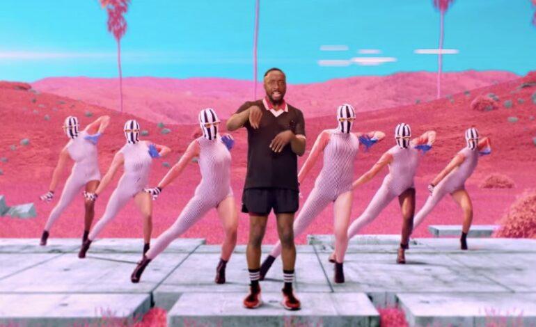 Black Eyed Peas feat. Saweetie & Lele Pons – Hit It (Video)