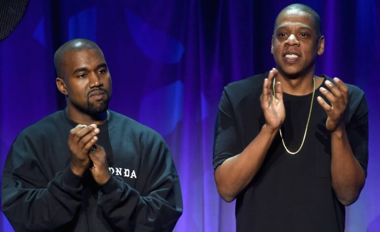 Kanye West feat. Jay-Z & Francis And The Lights – Jail
