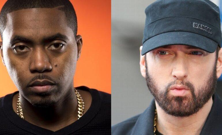 Η πρώτη συνεργασία του Nas με τον Eminem είναι εδώ!