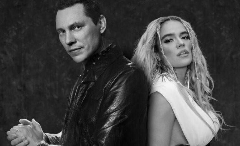 "Tiësto και Karol G παρουσιάζουν το επίσημο clip του ""'Don't Be Shy"""
