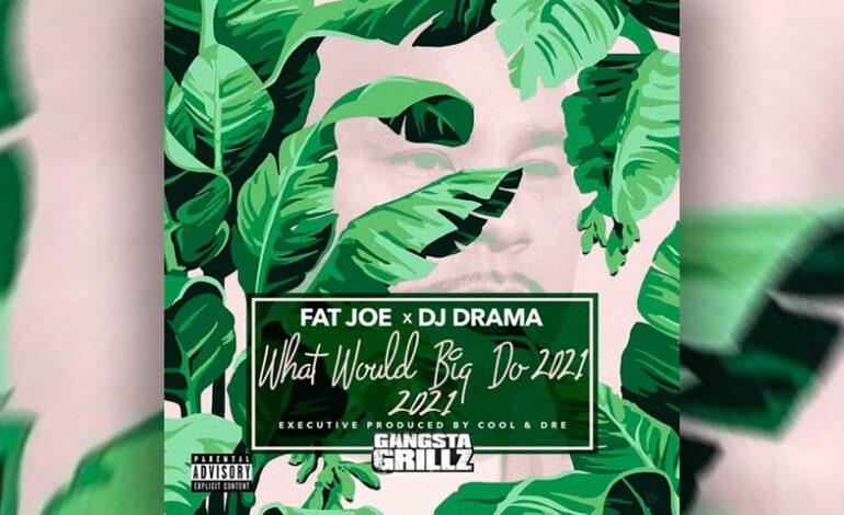 Fat Joe & DJ Drama – What Would Big Do 2021 (Album Stream)