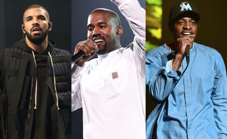 """O Drake διέρρευσε το """"Life Of The Party"""" των Kanye West & Andre 3000!"""
