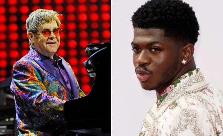 Lil Nas X feat. Elton John – One Of Me