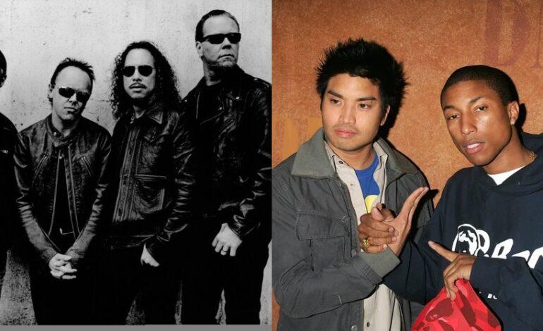 Metallica – Wherever I May Roam (The Neptunes Remix)