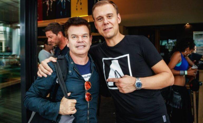 Armin van Buuren & Paul Oakenfold στη συνάντηση γιγάντων του 'Sonata'