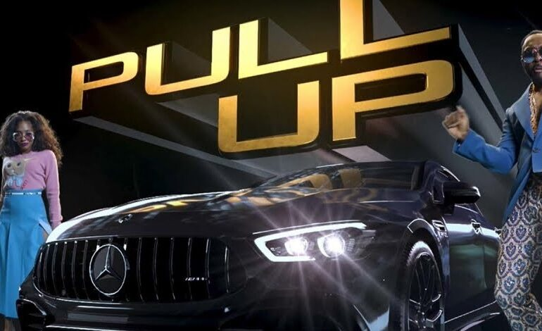 J. Rey Soul feat. will.i.am & Nile Rodgers – Pull Up (Video)