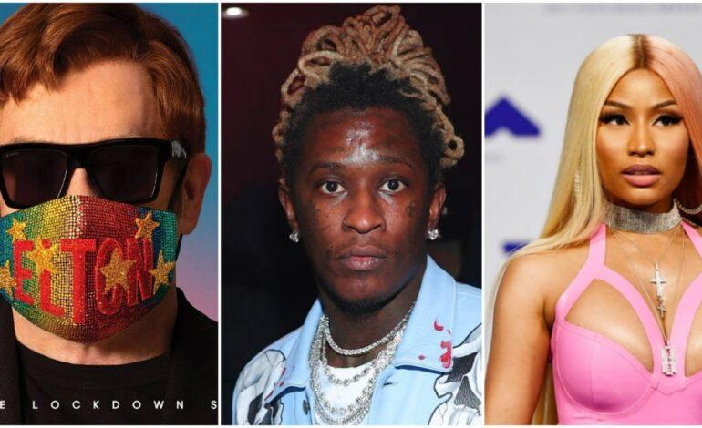 Elton John feat. Young Thug & Nicki Minaj – Always Love You