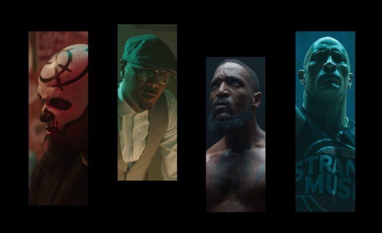 Tech N9ne feat. Dwayne Johnson, Joey Cool & King Iso – Face Off (Video)