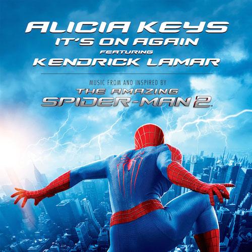 Alicia Keys Ft Kendrick Lamar – Its On Again (Prod. by Pharrell)