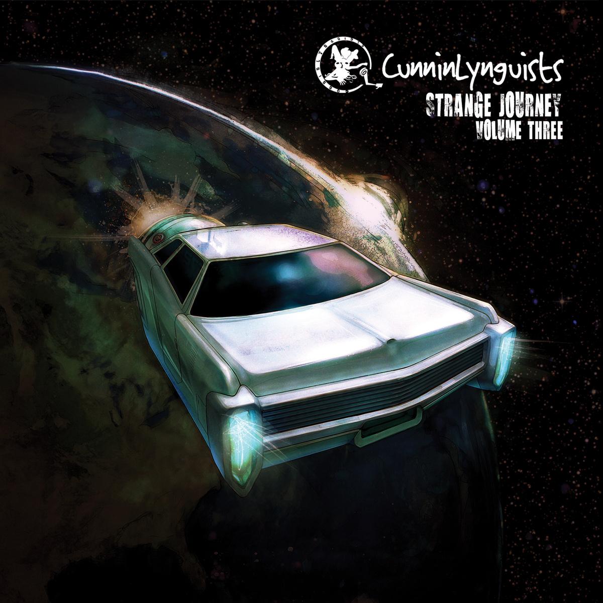 Κριτική Δίσκου: Cunninlynguists – Strange Journey Volume 3