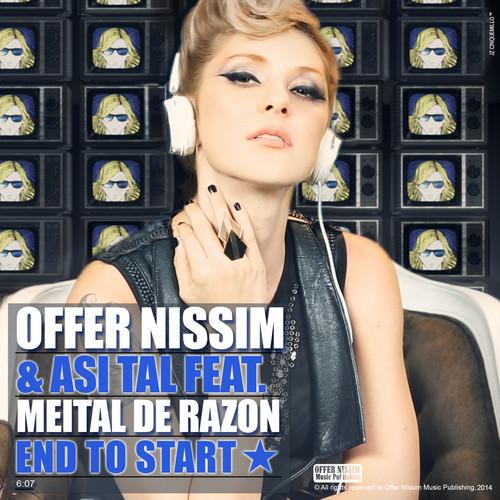 Offer Nissim & Asi Tal Feat. Meital De Razon – End To Start (+ Video)