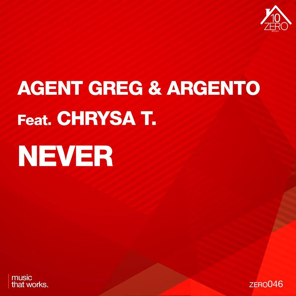 Agent Greg & Argento feat Chrysa T. – Never
