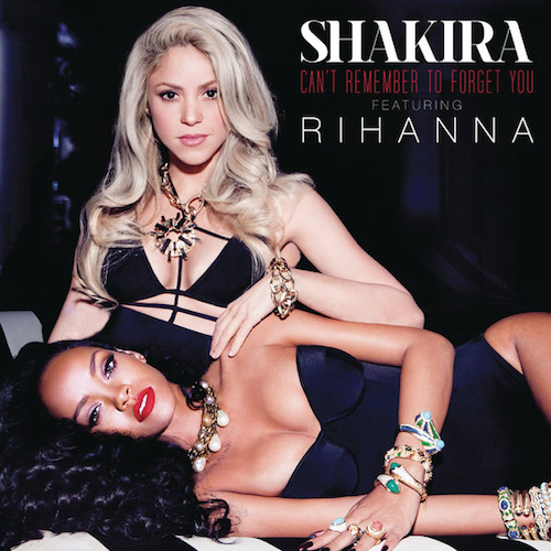 Video: Shakira ft. Rihanna – Can't Remember to Forget You