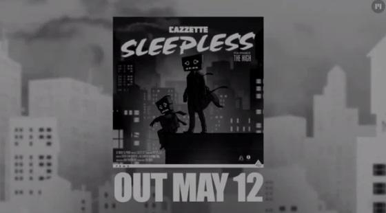 CAZZETTE – Sleepless