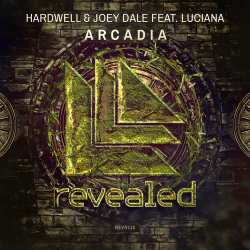 Hardwell & Joey Dale feat. Luciana – Arcadia (Teaser)