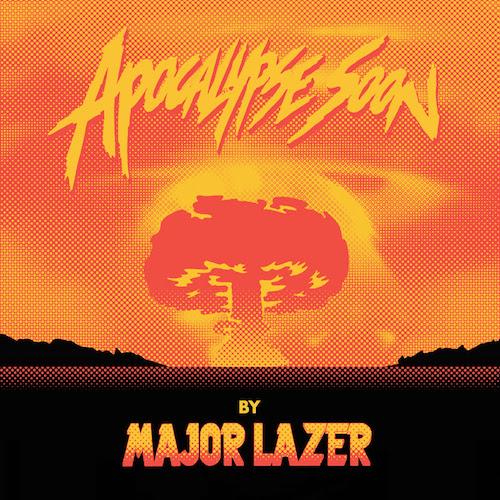 Major Lazer Ft Pharrell – Aerosol Can