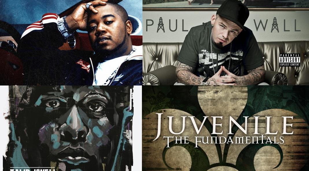 Δισκοκριτικές Ματιές: Juvenile, Paul Wall, Talib Kweli, B.o.B & Twista