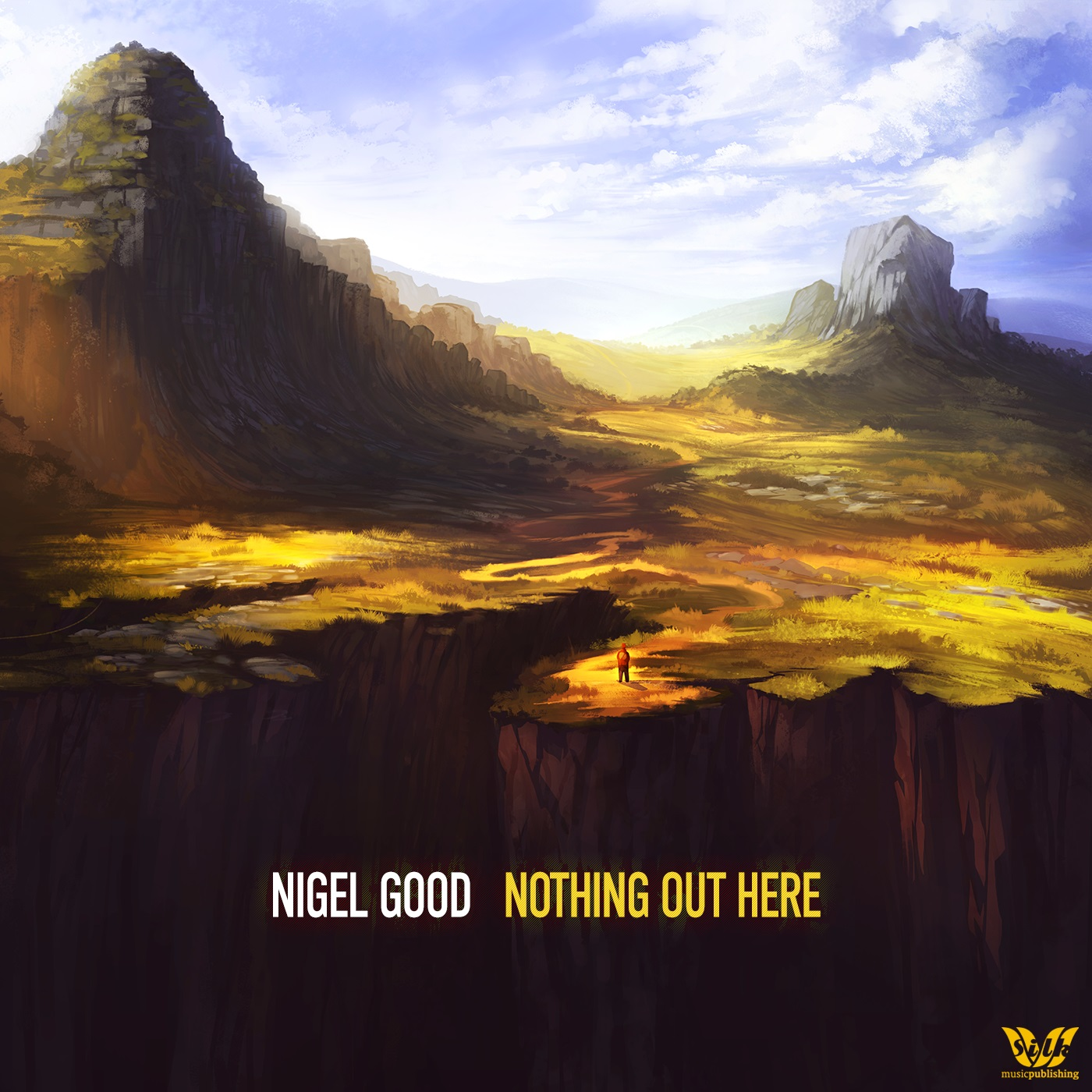Nigel Good – Nothing Out Here (Album Teaser)