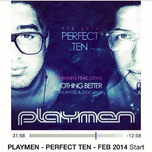 Playmen Ft. Demy – Nothing Better (Sean Angel & Sydo Remix) (Preview)
