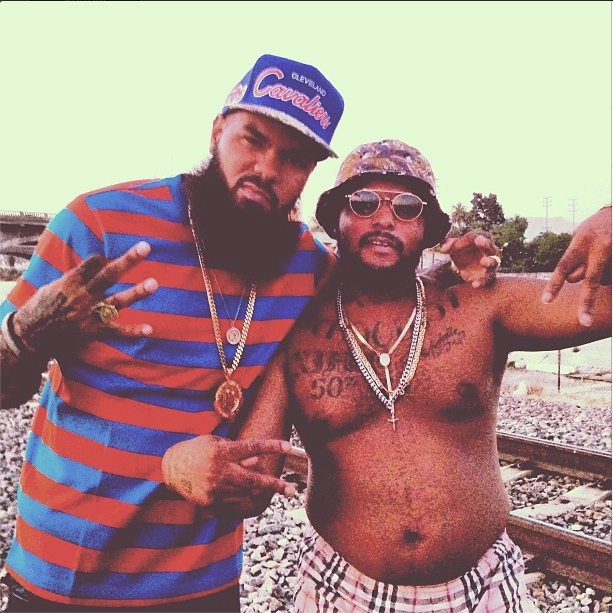 SchoolBoy Q feat. Stalley – Man Of The Year (Remix)