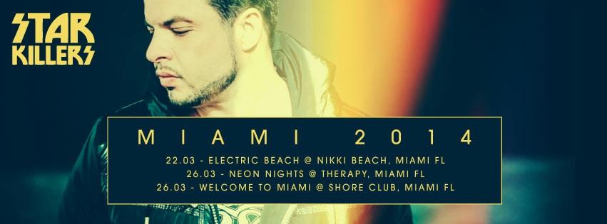 Mixtape: Starkillers WMC Miami Mix
