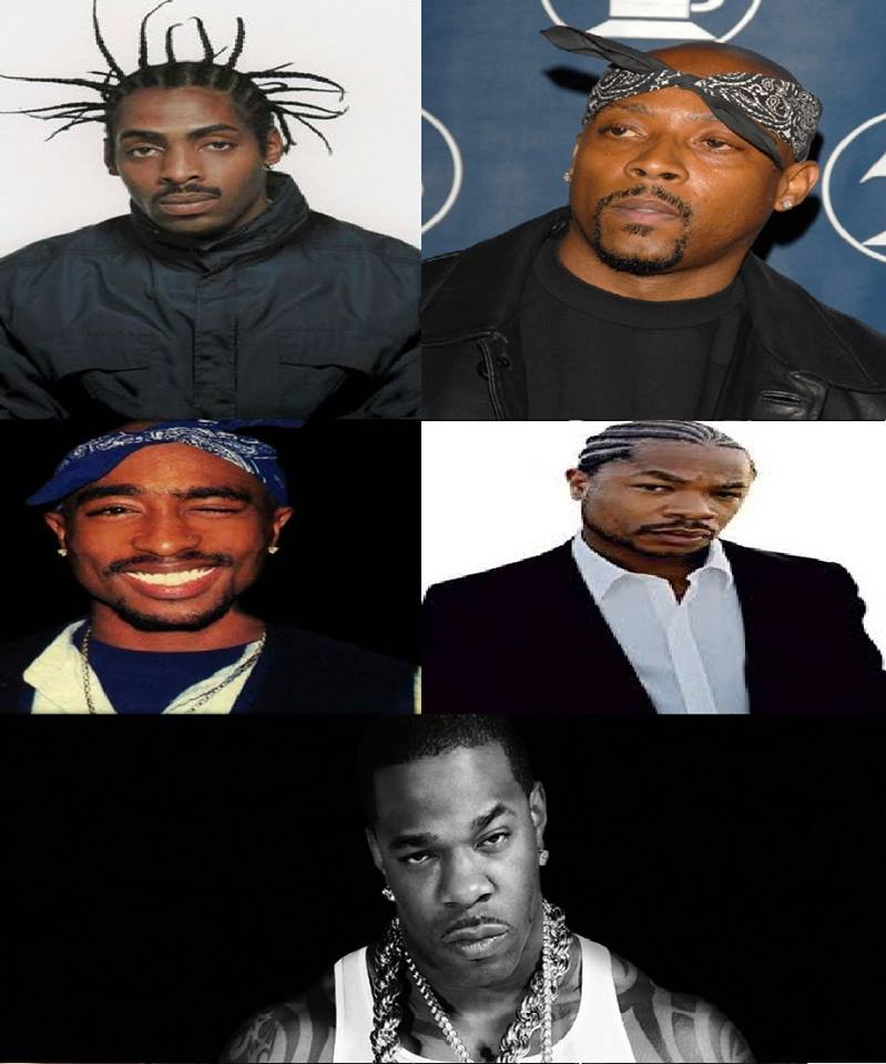 Throwback Sundays Vol.09: Nate Dogg, Coolio, Xzibit, Busta Rhymes, 2Pac