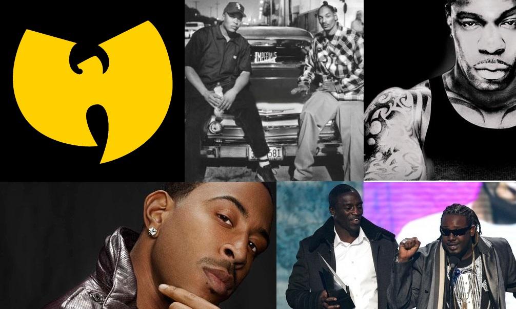 Throwback Sundays Vol. 01: Busta Rhymes, Snoop Dogg, Wu-Tang, Akon