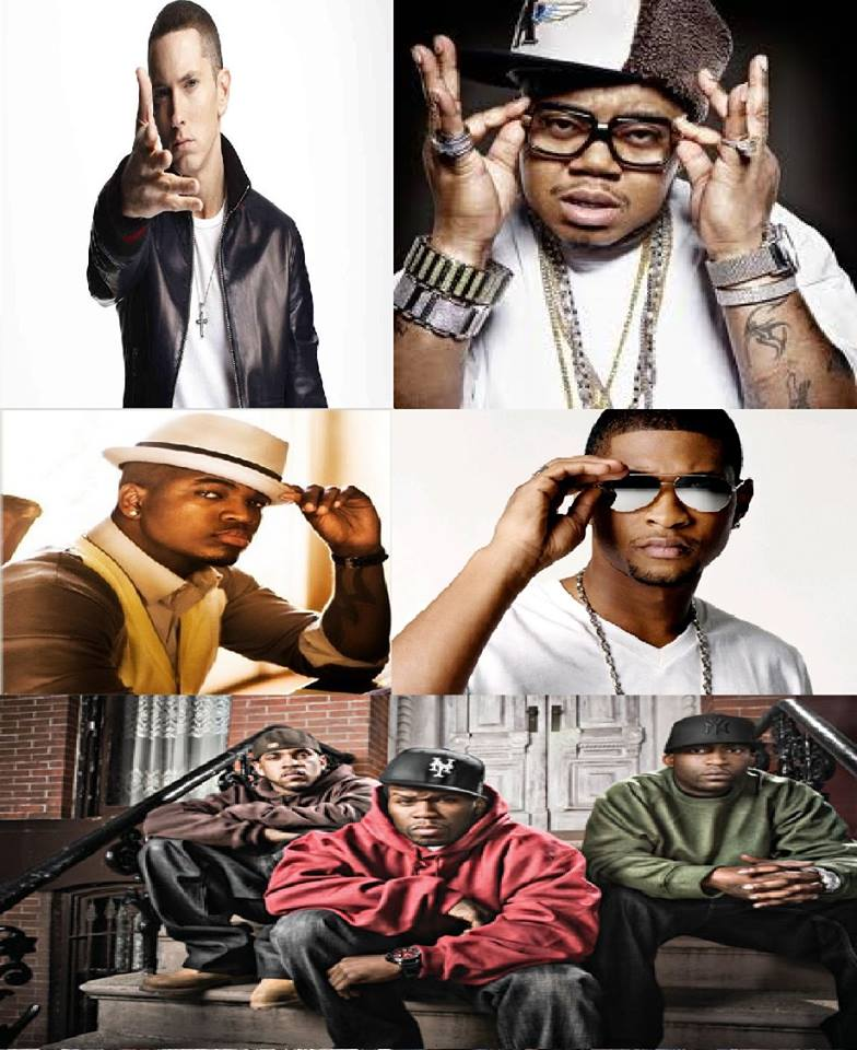 Throwback Sundays Vol. 06: Ne-Yo, Usher, 50 Cent, Eminem, Twista