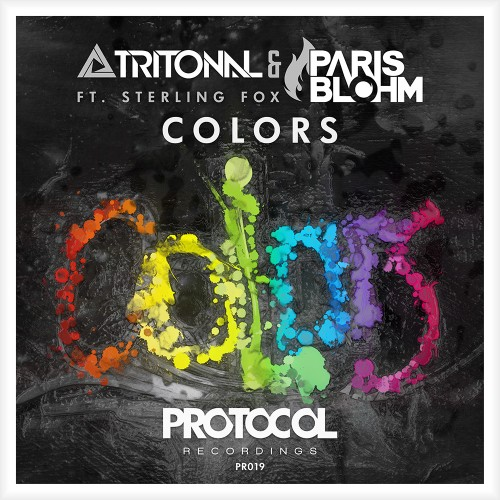 Tritonal & Paris Blohm ft. Sterling Fox – Colors (Hit The Bass Remix)